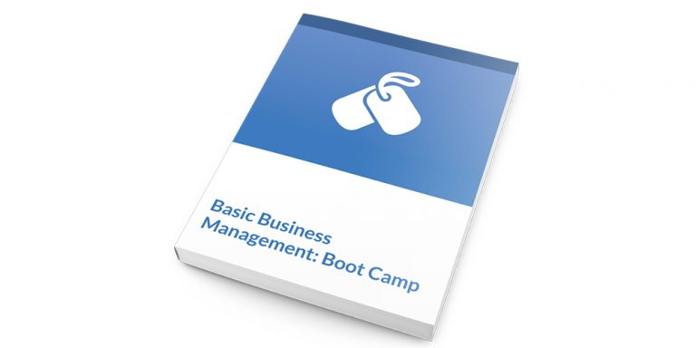 Basic Business Management Boot Camp