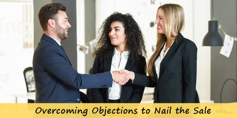 Overcoming-Objections-to-Nail-the-Sale