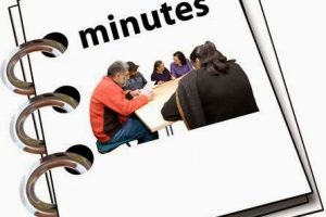 The Minute Takers Workshop